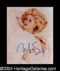 Autographs, Mira Sorvino In-Person Signed Photo