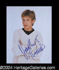 Autographs, Jonathan Taylor Thomas In-Person Signed Photo