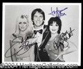 Autographs, Three's Company