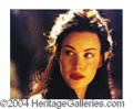 Autographs, Liv Tyler Signed 8 x 10 Photo