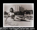 Autographs, Raquel Welch Vintage Signed Photograph