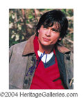 Autographs, Tom Welling Smallville Signed Photo