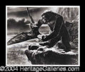 Autographs, Fay Wray Signed King Kong Photograph