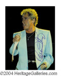 Autographs, Roger Daltrey In-Person Signed 11 x 14 Photo