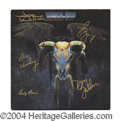 Autographs, The Eagles Rare Signed Album