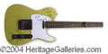 Autographs, Merle Haggard Signed Telecaster Guitar