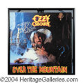 Autographs, Ozzy Osbourne Signed Album Cover