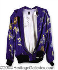 Autographs, Le Roy Parnell Stage Worn Jacket