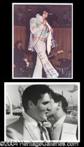 Autographs, Elvis Presley Rare Photo Collection (3)