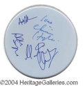 Autographs, The Pretenders Signed Drumhead