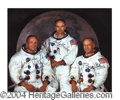 Autographs, Apollo 11 Crew Signed Photograph