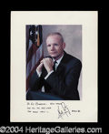 Autographs, Neil Armstrong Beautiful Signed Photograph