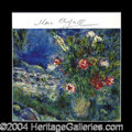 Autographs, Marc Chagall Beautiful Signed Matted Art Print