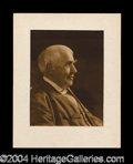 Autographs, Thomas Edison Gorgeous Signed Photograph