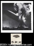 Autographs, The Hindenburg Original Crash Relic