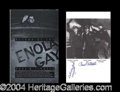 Autographs, Paul W. Tibbetts Enola Gay Signed Book