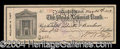 Autographs, William H. Taft Signed Bank Check