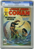 Magazines:Adventure, Savage Sword of Conan #19 (Marvel, 1977) CGC NM/MT 9.8 Off-white to white pages....