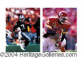 Autographs, Marcus Allen Signed 11 x 14 Photo Lot