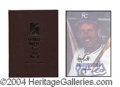 Autographs, George Brett Signed Limited Edition Book