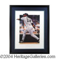 Autographs, Ken Griffey Jr. Signed Lithograph