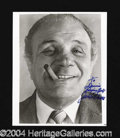 Autographs, Jake La Motta Signed 8 x 10 Photo