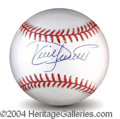 Autographs, Kirby Puckett Signed Baseball PSA/DNA