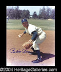 Autographs, Pee Wee Reese Signed 8 x 10 Photo PSA/DNA