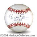 Autographs, Pee Wee Reese Signed Baseball PSA/DNA