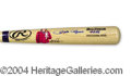 Autographs, Pete Rose Custom Painted Signed Baseball Bat