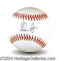 Autographs, Nolan Ryan Signed Baseball PSA/DNA