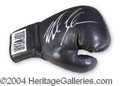Autographs, Mike Tyson Signed Boxing Glove