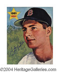 Autographs, Carl Yastrzemski Signed Photo