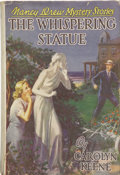 Books:Signed Editions, Carolyn Keene. The Whispering Statue. New York: Grosset& Dunlap Publishers, [1937]....