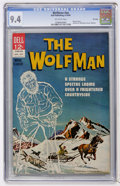Silver Age (1956-1969):Horror, Movie Classics: Wolfman - File Copy (Dell, 1964) CGC NM 9.4 Off-white pages....