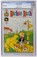 Bronze Age (1970-1979):Cartoon Character, Richie Rich #103 File Copy (Harvey, 1971) CGC NM 9.4 Off-white to white pages....