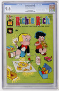 Bronze Age (1970-1979):Humor, Richie Rich #108 File Copy (Harvey, 1971) CGC NM+ 9.6 Off-white towhite pages....