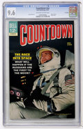 Silver Age (1956-1969):Adventure, Movie Classics: Countdown #nn File Copy (Dell, 1967) CGC NM+ 9.6 Off-white to white pages....