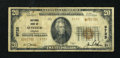 National Bank Notes:Virginia, Suffolk, VA - $20 1929 Ty. 2 NB of Suffolk Ch. # 9733. ...