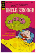 Bronze Age (1970-1979):Cartoon Character, Uncle Scrooge #112 Signed by Carl Barks (Gold Key, 1974) Condition:VF....
