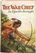 Books:First Editions, Edgar Rice Burroughs. The War Chief. Chicago: A. C. McClurgand Co., 1927....