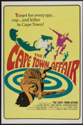 "Movie Posters:Thriller, The Cape Town Affair (20th Century Fox, 1967). One Sheet (27"" X 41""). Thriller...."