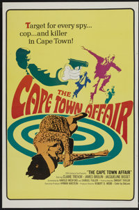 "The Cape Town Affair (20th Century Fox, 1967). One Sheet (27"" X 41""). Thriller"