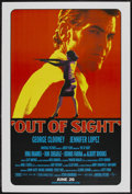 """Movie Posters:Crime, Out of Sight (Universal, 1998). One Sheet (27"""" X 40"""") DS. Crime...."""