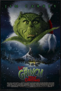 "Movie Posters:Family, How the Grinch Stole Christmas (Universal, 2000). One Sheet (27"" X 40"") DS. Family...."