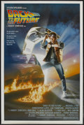 """Movie Posters:Science Fiction, Back to the Future (Universal, 1985). One Sheet (27"""" X 41"""").Science Fiction...."""