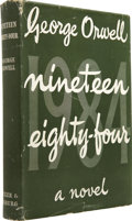 Books:First Editions, George Orwell. Nineteen Eighty-Four. London: Secker andWarburg, 1949....