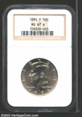 Kennedy Half Dollars: , 1994-P MS67 NGC. ...
