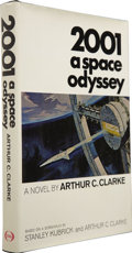 Books:First Editions, Arthur C. Clarke. 2001: A Space Odyssey. New York: The NewAmerican Library [1968]....