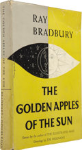 Books:Signed Editions, Ray Bradbury. Signed The Golden Apples of the Sun. Drawingsby Joe Mugnaini. Garden City: Doubleday and Company,...